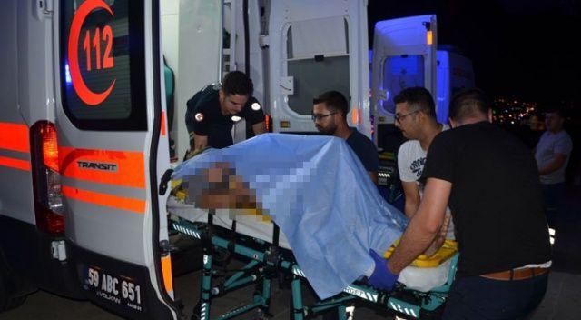 Otomobil şarampole uçtu: 2'si çocuk 4 yaralı