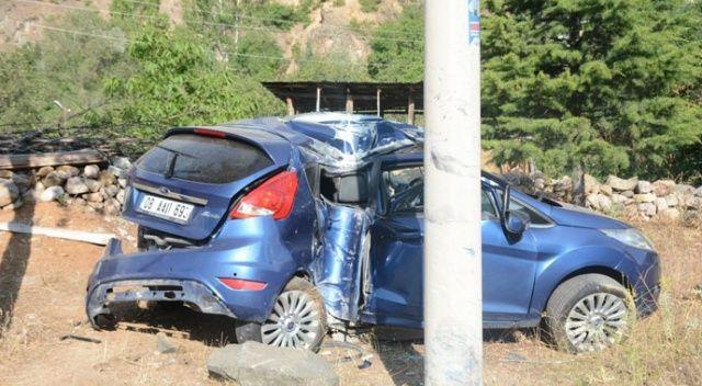 Özel Harekat polisi kazada hayatını kaybetti