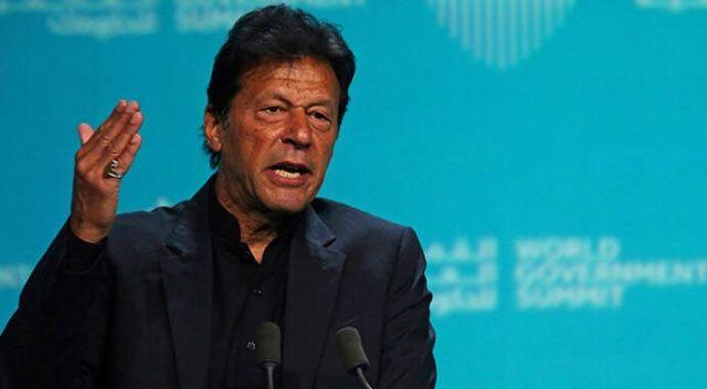 Pakistan Başbakanı: 'Dünya Keşmir'deki Srebrenitsa benzeri bir katliama tanıklık mı edecek?'