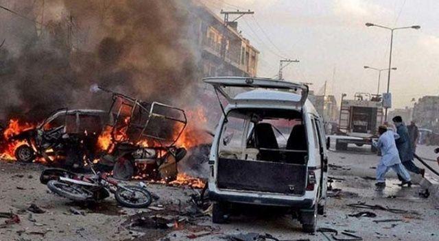 Pakistan'da patlama: 6 ölü, 17 yaralı