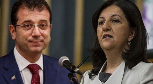 Pervin Buldan: CHP'ye İstanbul'u biz kazandırdık