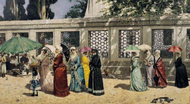 Renkli eserler Türkiye turunda