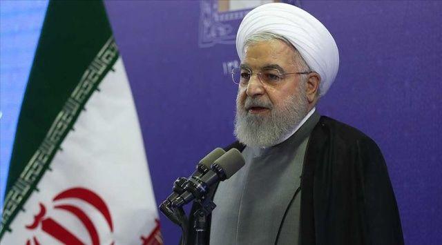 Ruhani'den Batı'ya 'deniz yolları güvende olmaz' tehdidi