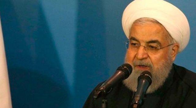 Ruhani'den Pakistan ve Hindistan'a sükunet çağrısı