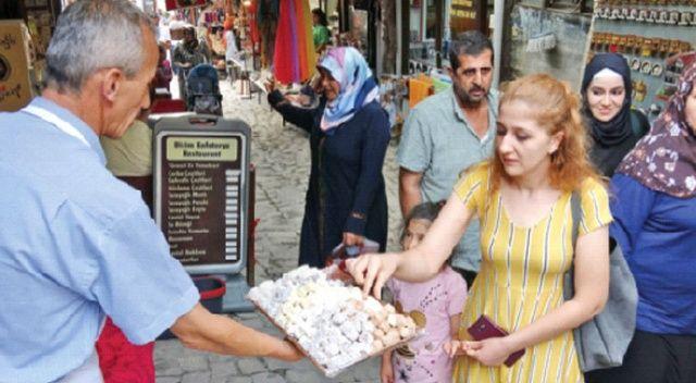 Safranbolu'da lokum ikramı yasaklandı!