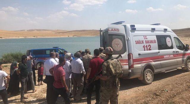Şanlıurfa'da baraj gölünde 3 kişi boğuldu