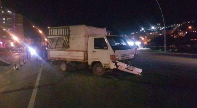 Şanlıurfa'da feci kaza :1 ölü, 1 yaralı