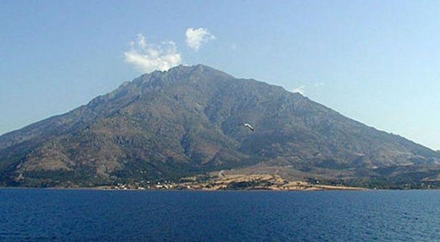 Semadirek Adası'nda binin üzerinde turist mahsur kaldı