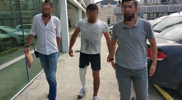 Silahlı kavgada kendileri de vurulan 2 kişi tutuklandı