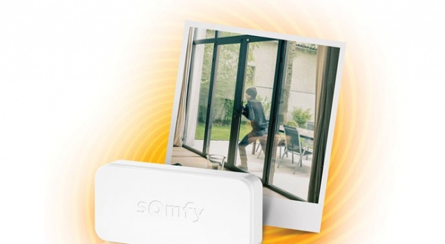 Somfy IntelliTAG ile eviniz güvende