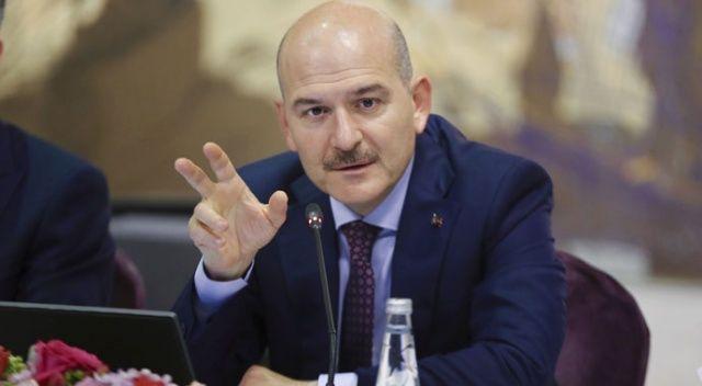 Soylu: Dava bitene kadar PKK'ya yardıma göz mü yumsaydık!