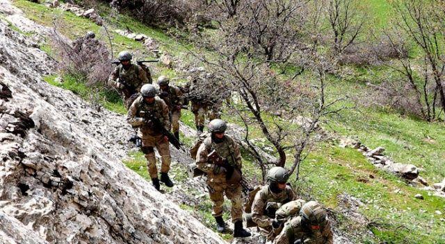 Terör örgütü PKK'ya 'Kıran Operasyonu' başlatıldı