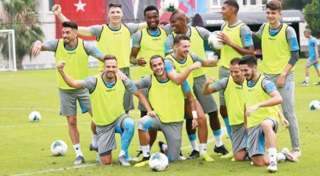 Trabzonspor'da Prag maçı öncesi taraftarın reaksiyonu yönetimi mutlu etti