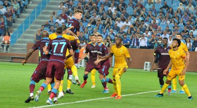 Trabzonspor, Malatyaspor'u evinde 2-1 mağlup etti
