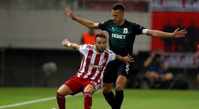 UEFA Şampiyonlar Ligi play-off turu ilk maçları üç karşılaşmayla sona erdi