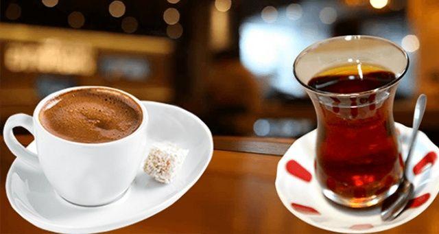 Yatmadan önce kahve ya da çay uykuyu etkilemiyor