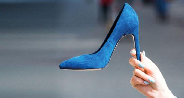 Yüksek topuklu ayakkabılar nasır yapıyor