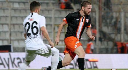 TFF 1. Lig: Adanaspor: 3 - Eskişehirspor: 2