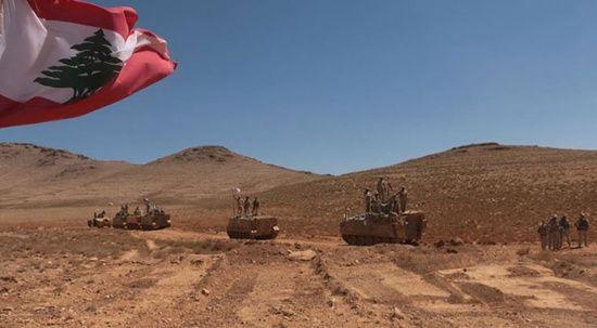 Lübnan ordusu İsrail İHA'sına ateş açtı