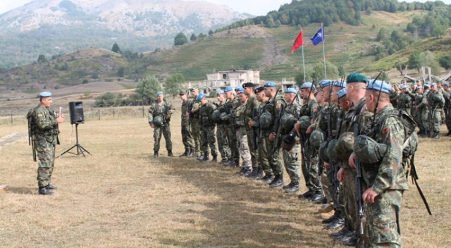 """""""Albanian Effort 19"""" Askeri Tatbikatı başladı"""