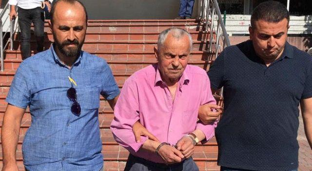 85 yaşında istismardan tutuklandı!