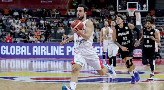 A Milli Basketbol Takımı, rotasını olimpiyat elemelerine çevirdi
