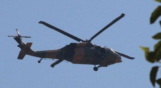 ABD ile dördüncü ortak hava devriyesi Şanlıurfa'dan başladı