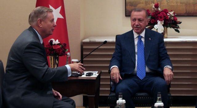 ABD'li Senatör Graham: Türkiye F-35'e geri dönmeli