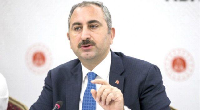 Adalet Bakanı: Bize kimse FETÖ dersi  vermeye kalkmasın