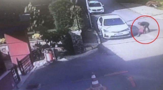 Arabasına erik çekirdeği atan çocuğu döven sanıktan pes dedirten savunma