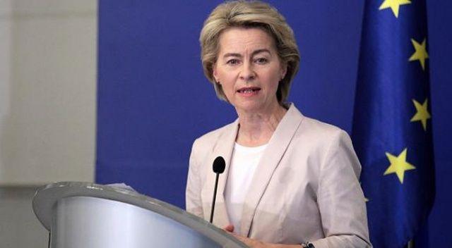 Avrupa Komisyonu Başkanından Türkiye açıklaması