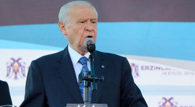 Bahçeli: Anaların gözyaşı CHP ve HDP'yi zora soktu