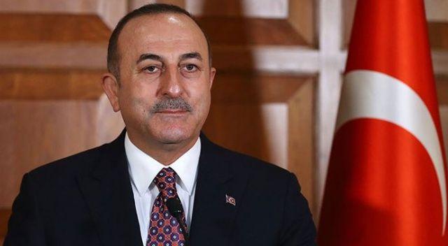 Bakan Çavuşoğlu: Fırat'ın doğusunda atıldığı söylenen adımlar kozmetik adımlardır