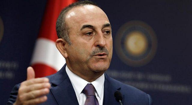 """Bakan Çavuşoğlu: """"Netanyahu'nun seçim vaadi ırkçı bir Apartheid devleti"""""""