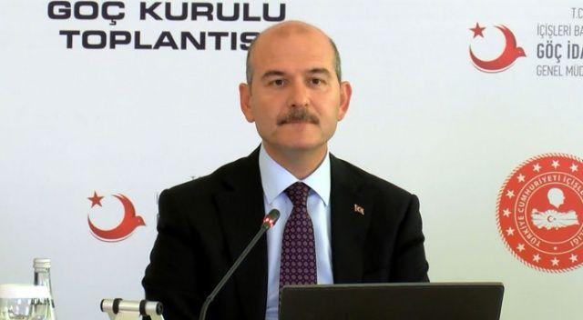 Bakan Soylu: PKK'lı sayısı 600'ün altında