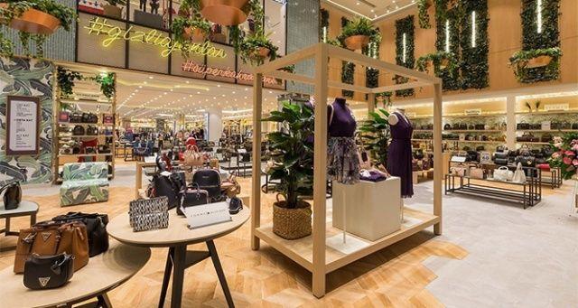 Boyner, en büyük ikinci mağazasını Metropol AVM'de açtı