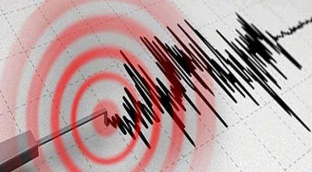 Bursa'da korkutan deprem! | Son depremler 12 Eylül 2019