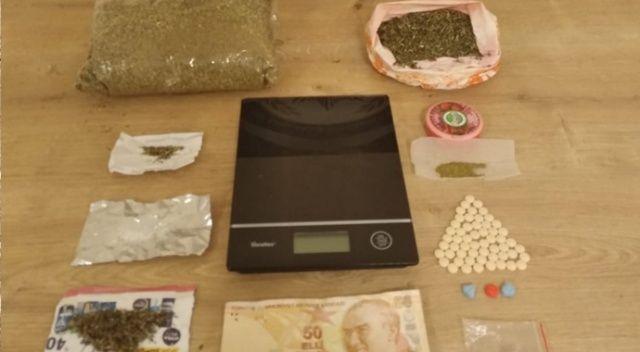 Bursa'da uyuşturucu operasyonu: 7 kişi tutuklandı