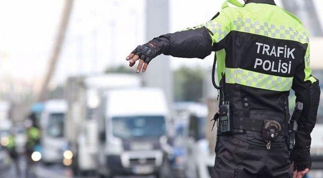 Cep telefonu kullanan 5 bin sürücüye ceza