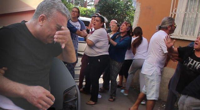 Cinayet zanlısının evini taşımak isteyen akrabaları saldırıya uğradı