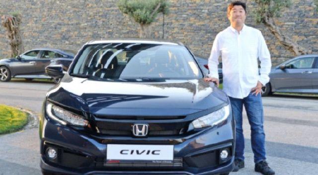 Civic sedan Türkiye'de  65 bin üzerinde sattı