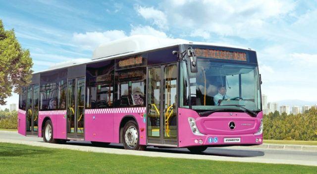 CNG'li otobüslere 1,3 milyon avro