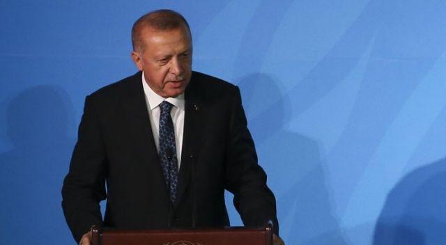 Cumhurbaşkanı Erdoğan: 2023'te 400 bin binada sıfır atık sistemine geçeceğiz