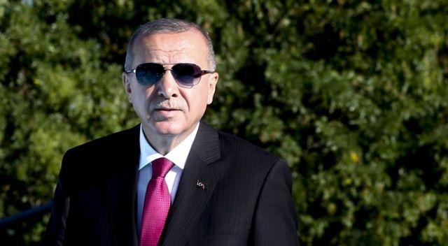 Cumhurbaşkanı Erdoğan'dan 'Büyükşehir' daveti