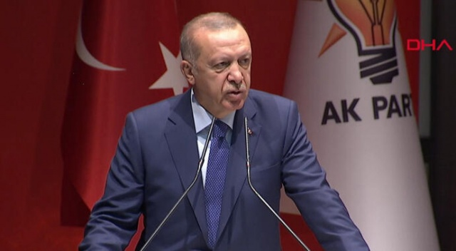 Cumhurbaşkanı Erdoğan: Güvenli bölge olmazsa kapıları açmak zorunda kalırız