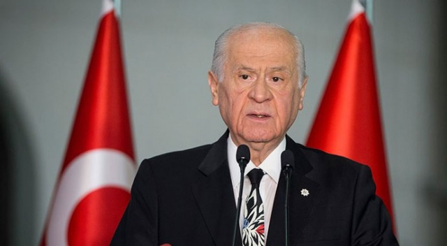 Devlet Bahçeli: 'Anaların HDP'den hesap sorması önemli bir gelişmedir'