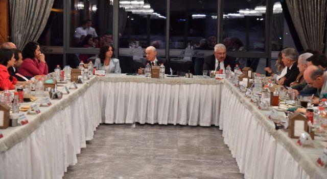 Devlet Bahçeli'den Akşener'e cevap: Analar cesareti devletten alıyor
