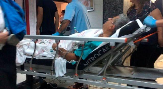 Pes dedirten olay: Dişi uyuşmayınca doktoru bıçakladı!