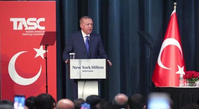 Erdoğan: Birileri istemese de Mursi'nin ve Kaşıkçı'nın hakkını arayacağız