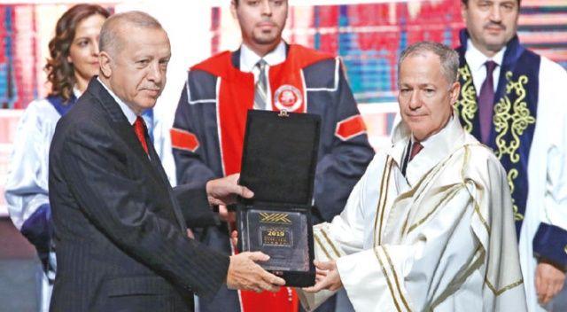 Erdoğan uyardı: Üniversiteler dükkân değil!